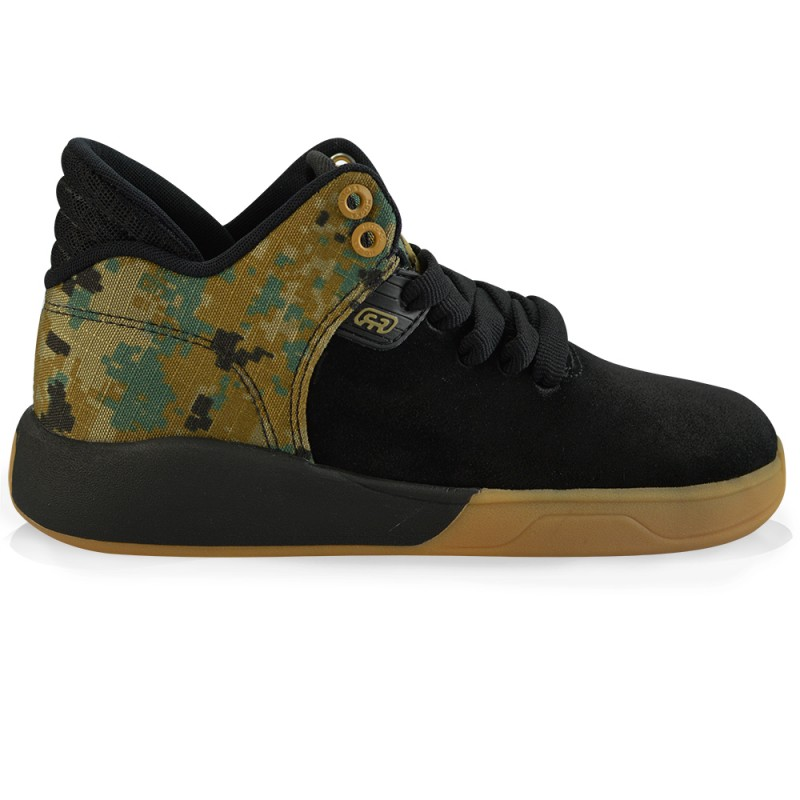 HOCKS FORMIGA HYBRID BLACK CAMO