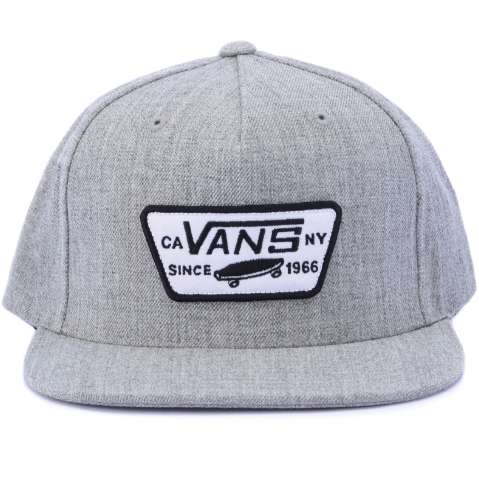BONE VANS HEATHER GREY