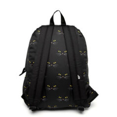 MOCHILA VANS REALM FLYING V BACKPACK BLACK CAT