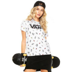 CAMISETA VANS BOYFRIEN SWEET TOOTH