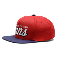 BONE VANS MN HAYDEN SNAPBACK CHILI PEPPER DRESS BLUES