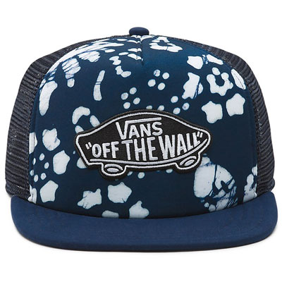 BONE VANS CLASSIC PATCH TRUCKER PLUS TRIPPIN