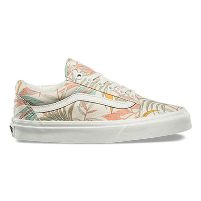 VANS OLD SKOOL CALIFORNIA FLORAL