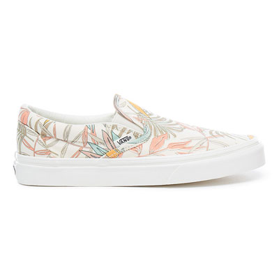 TENIS VANS CLASSIC SLIP ON CALIFORNIA FLORAL