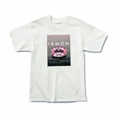 CAMISETA DIAMOND SUPPLY PINK SPECTRUM