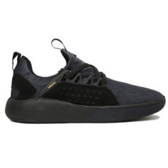 TENIS HOCKS LE PARC BLACK YELLOW