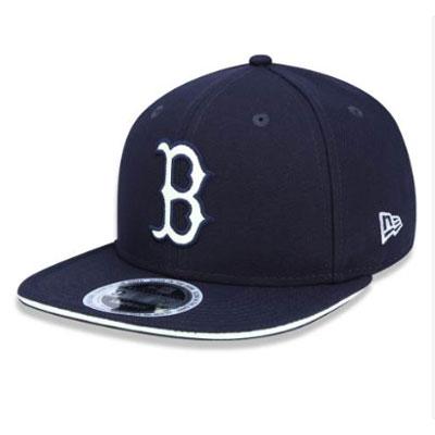 BONÉ NEW ERA 950 ORIGINAL FIT BOSTON RED SOX MLB divide no cartão em ... 8e1bc4ff364