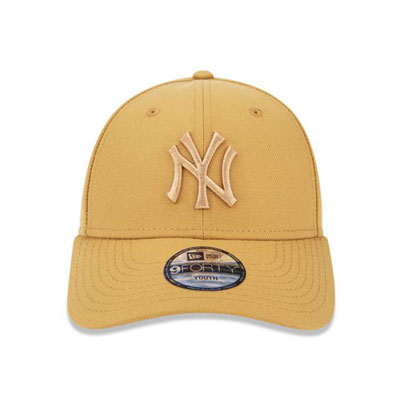 BONE NEW ERA 940 NEW YORK YANKEES MLB BEGE SNP
