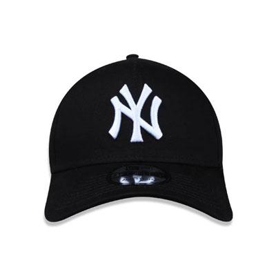 1e37895149e2a BONE NEW ERA 940 NEW YORK YANKEES MLB BLACK divide no cartão em até ...
