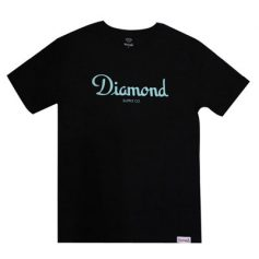 CAMISETA DIAMOND SUPPLY CO. CHAMPAGNE SIGN TEE