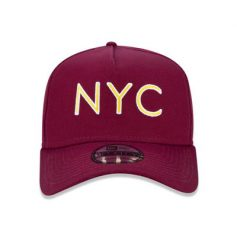 BONE NEW ERA 940 VERANITO NYC CARD
