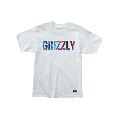 CAMISETA GRIZZLY NICE TRIP STAMP