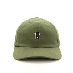 BONE GRIZZLY OG BEAR LOGO DAD HAT