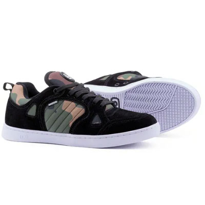 TENIS HOCKS VOLVER BLACK CAMO