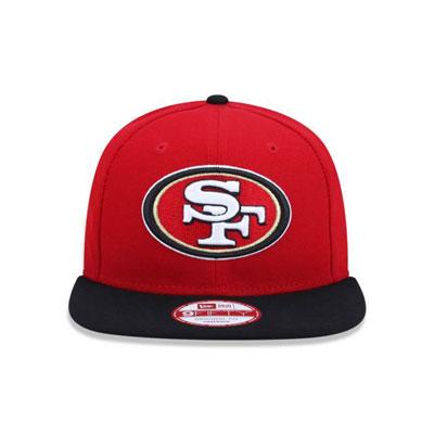 e2fdec74d329b BONÉ NEW ERA 950 ORIGINAL FIT SAN FRANCISCO 49ERS NFL divide no ...