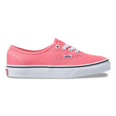 TENIS VANS AUTHENTIC STRAWBERRY PINK TRUE WHITE