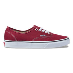 TENIS VANS AUTHENTIC RUMBA RED TRUE WHITE