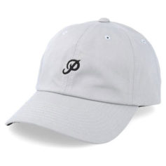 BONE PRIMITIVE MINI CLASSIC P DAD HAT GREY