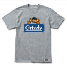 CAMISETA GRIZZLY TRAVEL BEAR
