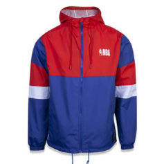 JAQUETA NEW ERA WINDBREAK NBA