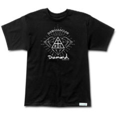 CAMISETA DIAMOND X DAMASSA