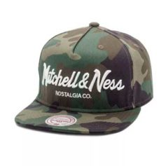BONE MITCHELL AND NESS PINSCRIPT CAMO