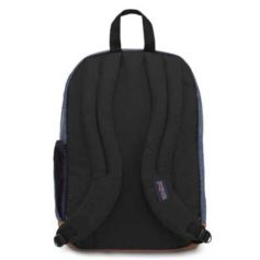 MOCHILA JANSPORT COOL STUDENT - BLUE HEATHERED TWILL