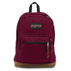 MOCHILA JANSPORT RIGHT PACK - RUSSET RED