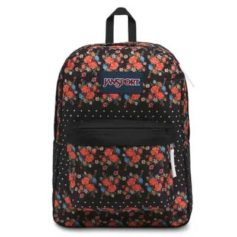 MOCHILA JANSPORT SUPERBREAK - FLORAL DOT