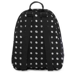 MINI MOCHILA JANSPORT HALF PINT - BLACK SKETCH DOT