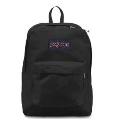 MOCHILA JANSPORT SUPERBREAK - BLACK