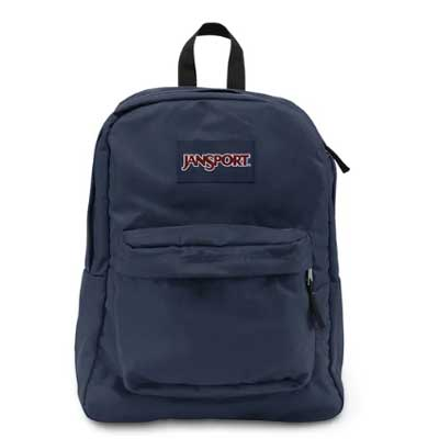 MOCHILA JANSPORT SUPERBREAK - NAVY