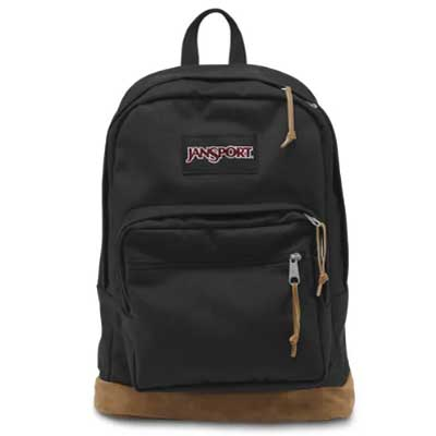 MOCHILA JANSPORT RIGHT PACK - BLACK