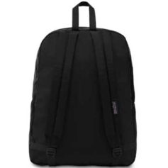 MOCHILA JANSPORT HIGH STAKES - BLACK/GOLD