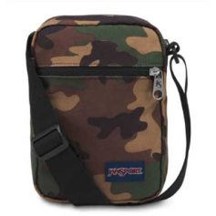 BOLSA TRANSVERSAL JANSPORT WEEKENDER - SURPLUS CAMO