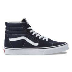 TENIS VANS OLD SKOOL SK8-HI NIGHT SKY TRUE WHITE