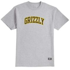CAMISETA GRIZZLY UNIVERSITY