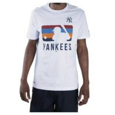 CAMISETA NEW ERA MLB NEW YORK YANKEES COLOR STRIPE BATTER