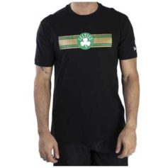 CAMISETA NEW ERA NBA BOSTON CELTICS ESSENTIALS STRIPE