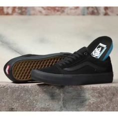 TENIS VANS OLD SKOOL BLACK BLACK PRO