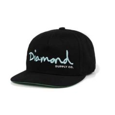 BONE DIAMOND OG SCRIPT SNAPBACK
