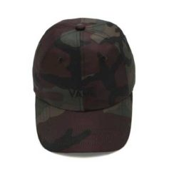 BONÉ VANS COURT SIDE PRINTED HAT WOODLAND CAMO