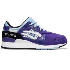 TENIS ASICS GEL LYTE III GENTRY PURPLE WHITE