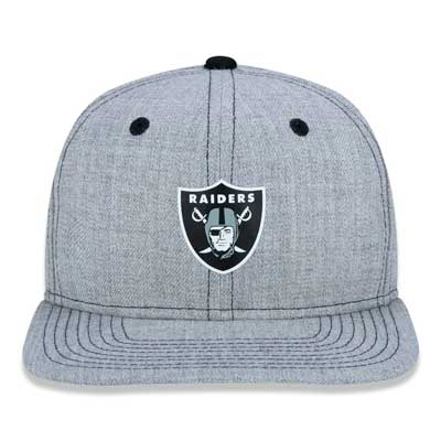 BONÉ NEW ERA 9FIFTY ORIGINAL OAK RAIDERS HELMET