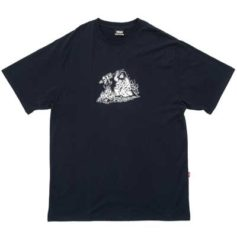 CAMISETA HIGH CO. TEE CAVE BOYS NAVY