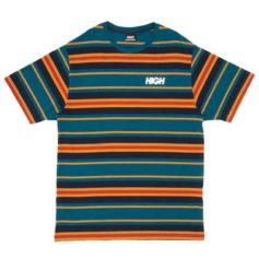 CAMISETA HIGH CO. KIDZ NAVY BURGUNDY