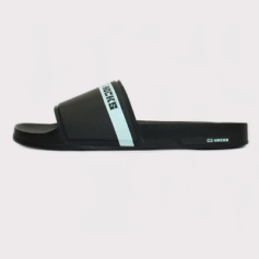 CHINELO HOCKS SLIDE BLACK MINT