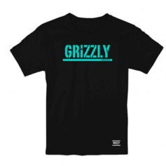 CAMISETA GRIZZLY STAMPED GMA