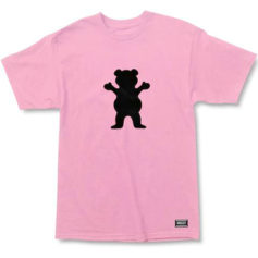 CAMISETA GRIZZLY OG BEAR SILK PINK