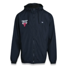 JAQUETA WINDBREAKER NEW ERA CHICAGO BULLS NBA